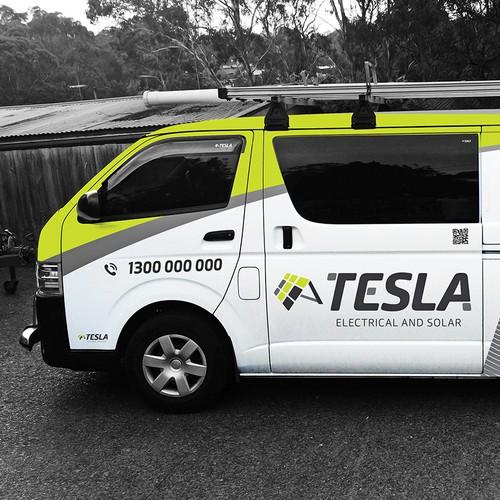 Tesla Electrical | Toyota Hiace