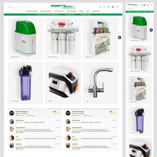 Website Home Redesign