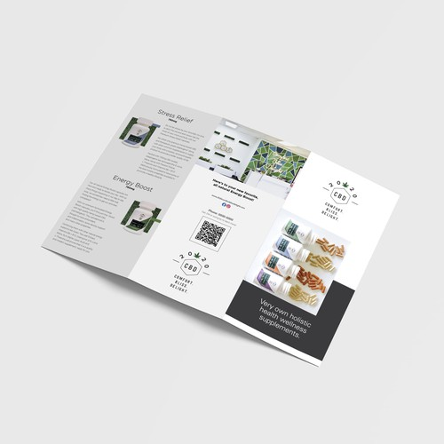 nformational Brochure for new CBD Line