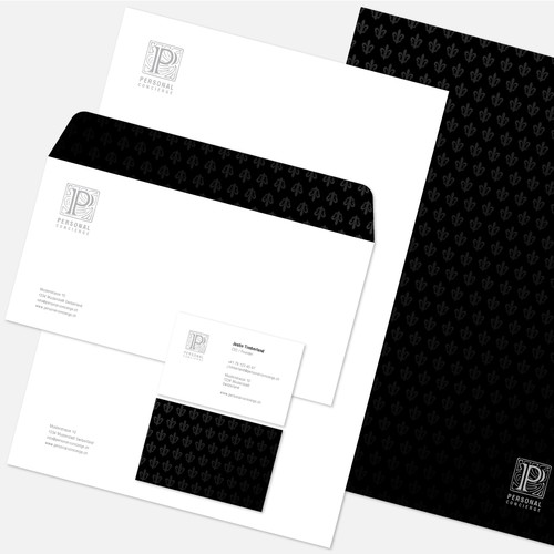 Create the next stationery for Personal-Concierge