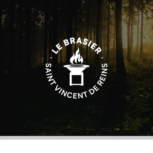 Logo Le Brasier