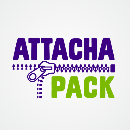 Help AttachaPack with a new logo