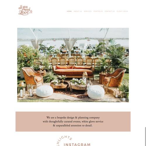 Wedding Website - Technical Support