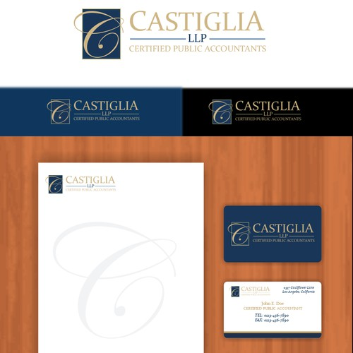 New logo wanted for Castiglia, LLP