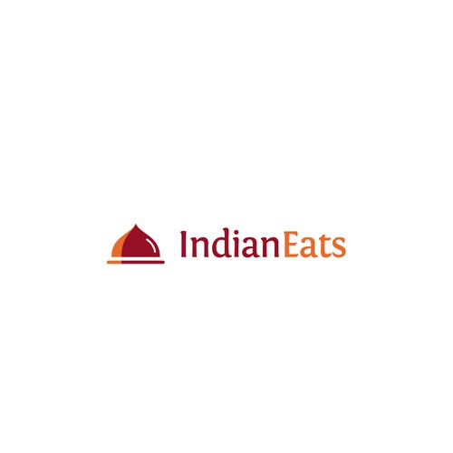 Indian foods logo design