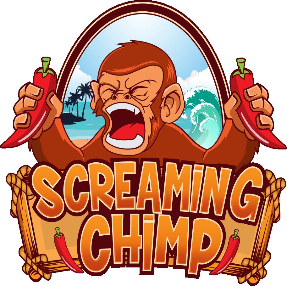 Screaming Chimp