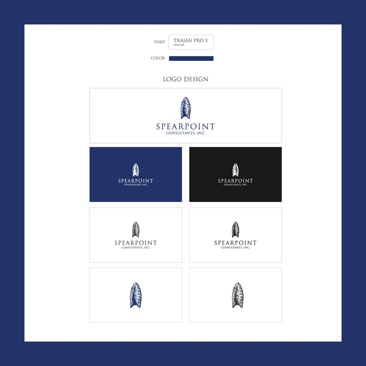 Boutique Project Management and Consulting Firm Seeks Simple, Elegant Branding