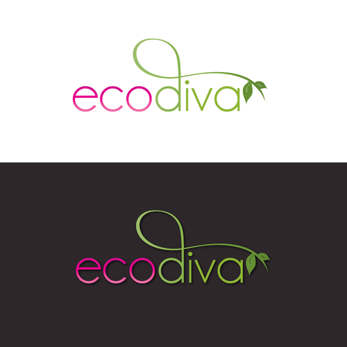 Logo for Eco Diva