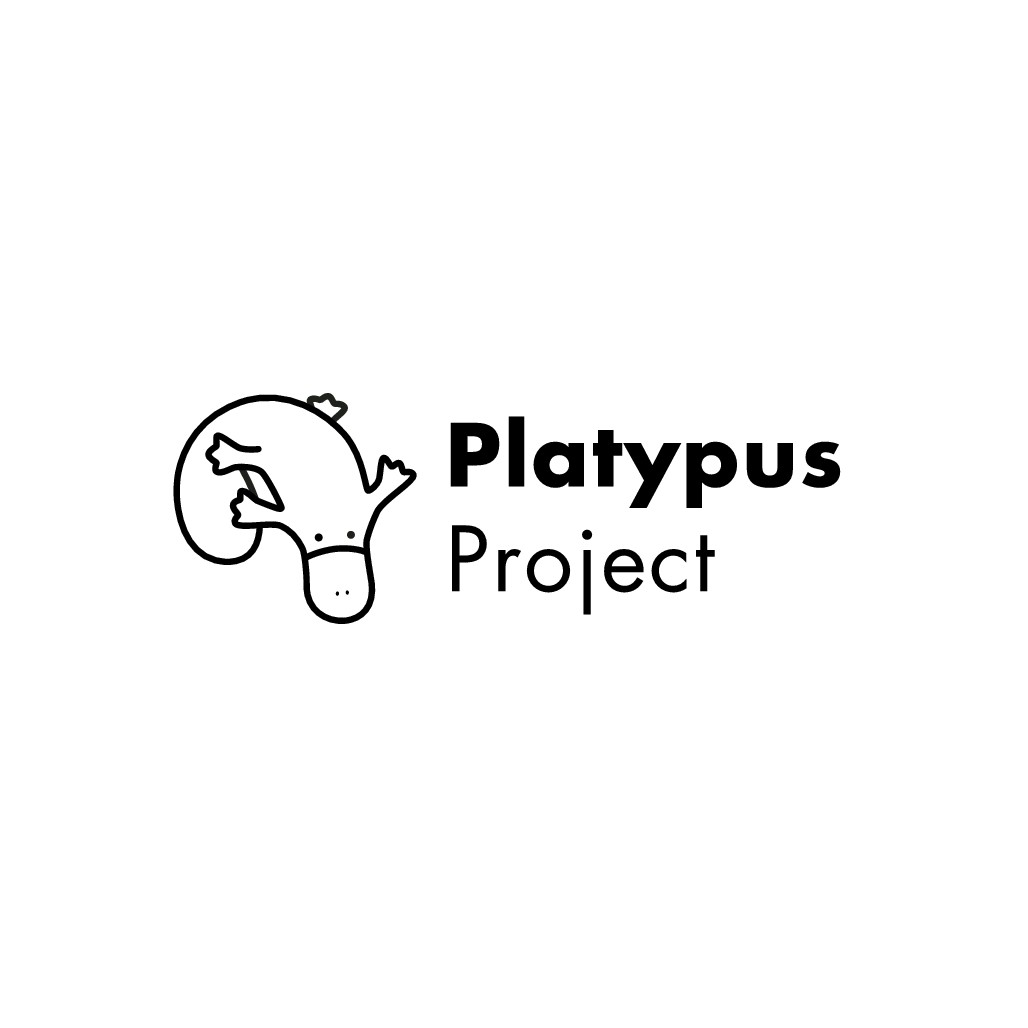 Design a  logo for Platypus Project -- biology hacking for the masses