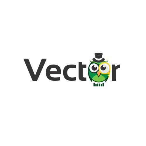 Contest logo winner for vector