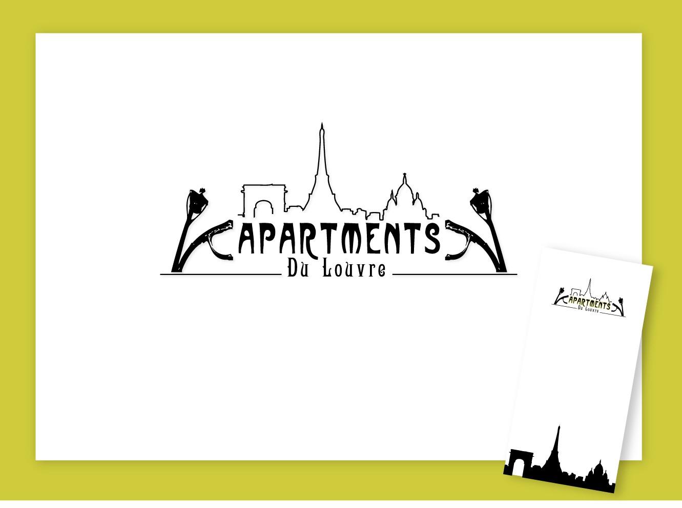 Apartments Du Louvre needs a new logo