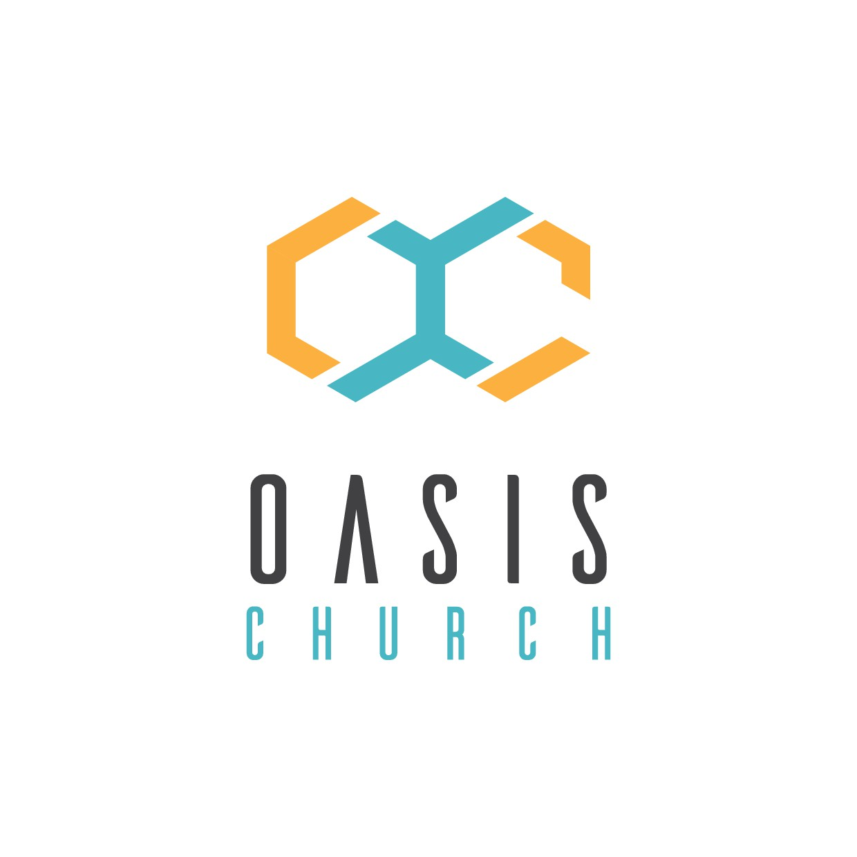 Church needs powerful new modern logo.