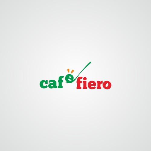 Cafe Fiero Logo Design