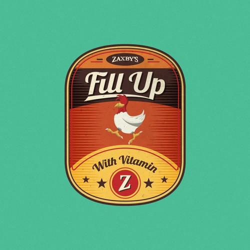 Zaxby's Vitamin Z!