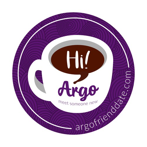 Argo sticker design