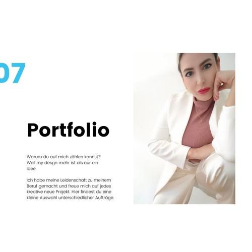 portfolio übersicht