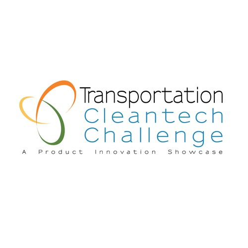 Abstract Transportasi Logo