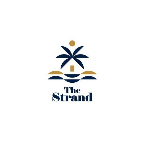 Simplistic geometric logo