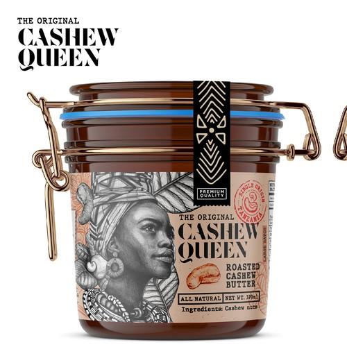 The Original Cashew Queen