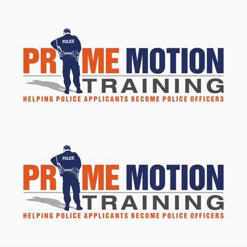 Logo for prime motion