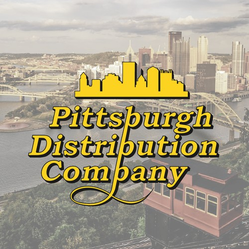 General logo for Pittsburgh based distribution company