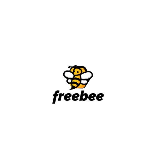 Logo concept for FreeBee