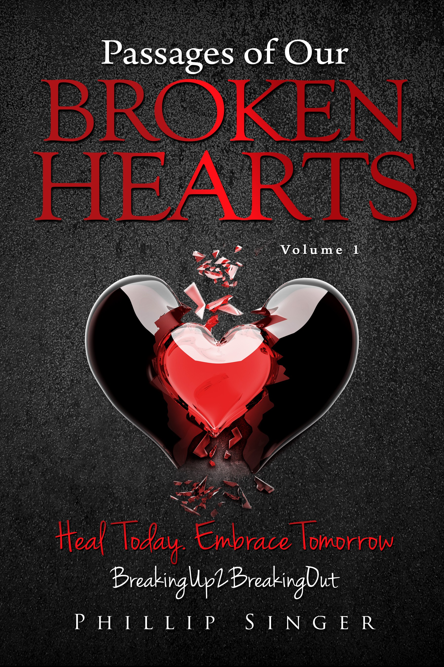 Ebook Cover for Broken Hearts and Past Relationships