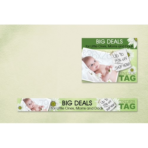 Banner Ads Needed for UnderTag - Parenting Deals Site