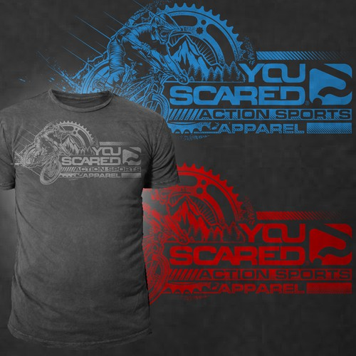 you scared apparel