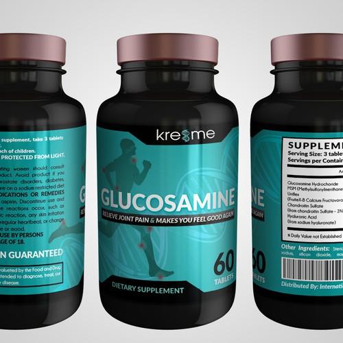 Pill bottle design