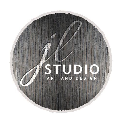 JL Studio logo design