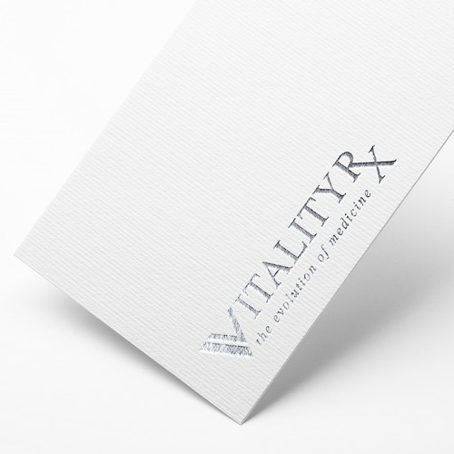 Logo concept for VitalityRx
