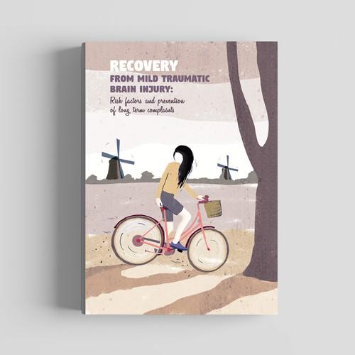 Cover book illustration.