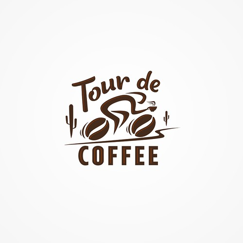 Tour de Coffee Logo