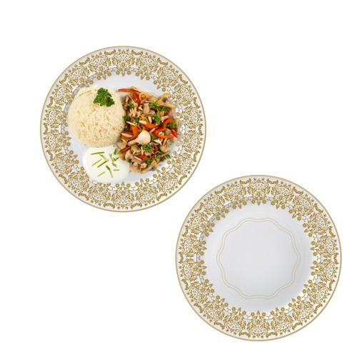 Classic Plate Design