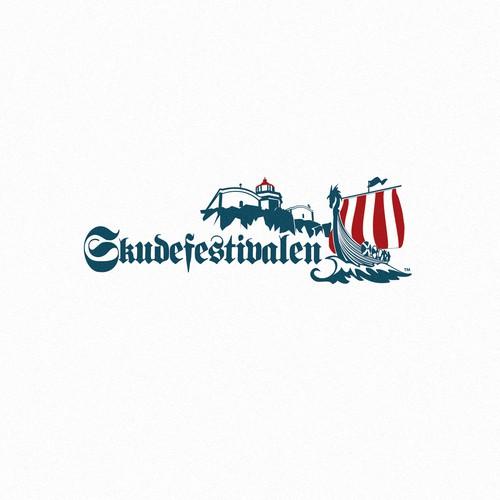 Logo Design for Skudefestivalen