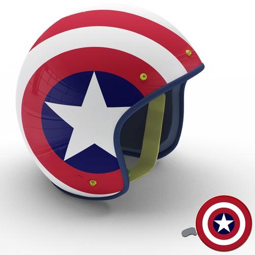 Design for Kids Bike Helmet