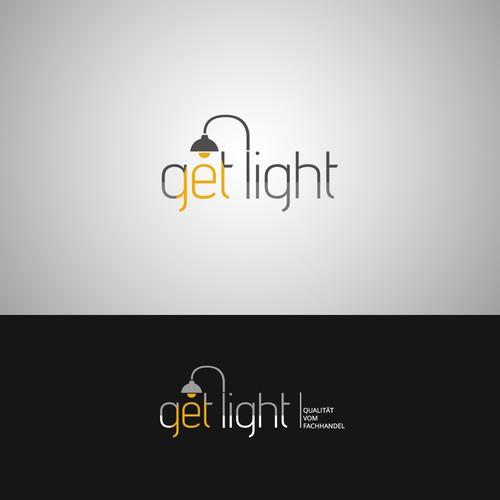 Logo Konzept für Leuchtenfachhandel