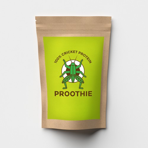 logo for cricket protein