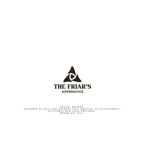 Logo for Ceramic Artist - The Friar's Apprentice