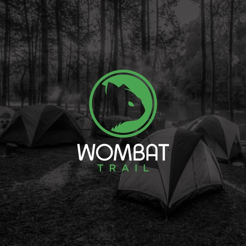Logo concept for Wombat