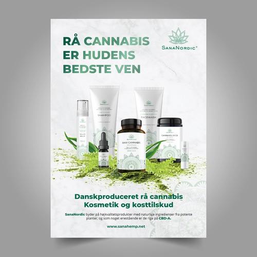 Cosmetics Flyer/Poster Design