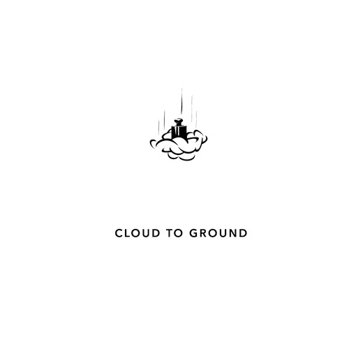Create a striking logo for Cloud To Ground, a film equipment rental company