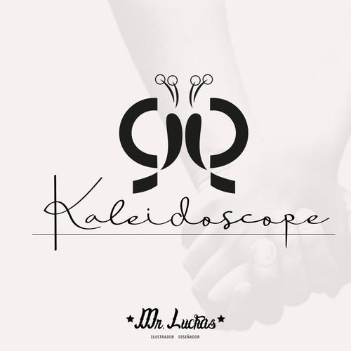 Propuesta de logotipo para kaleidoscope