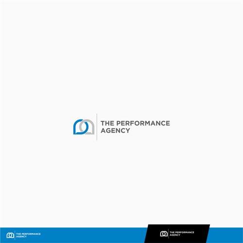 Create a logo for The Performance Agency