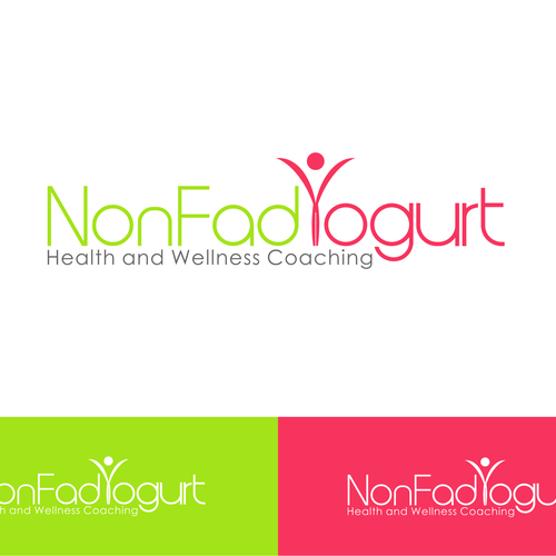 Create a luxurious, modern, simple design NonFad Yogurt
