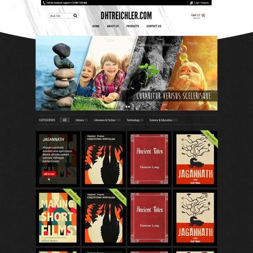 Create a Novelist's World Portal for Readers