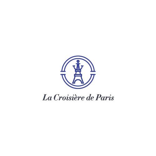 La Croisière de Paris - Logo Concept