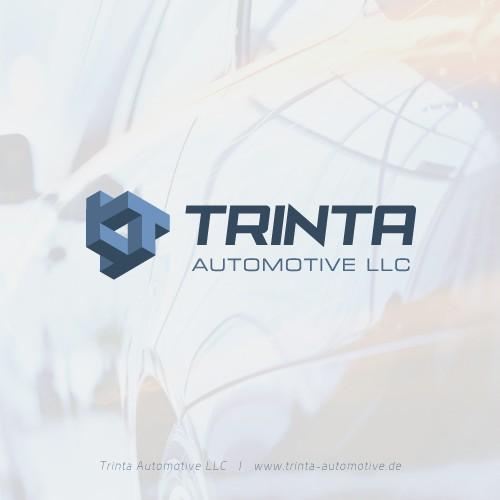 Isometric 3D logo