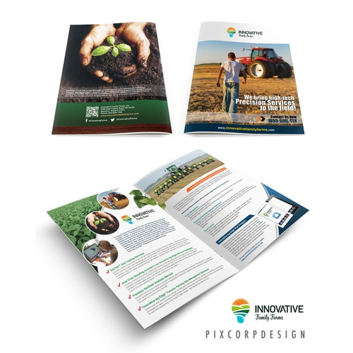 Innovative Family Farms Brochure